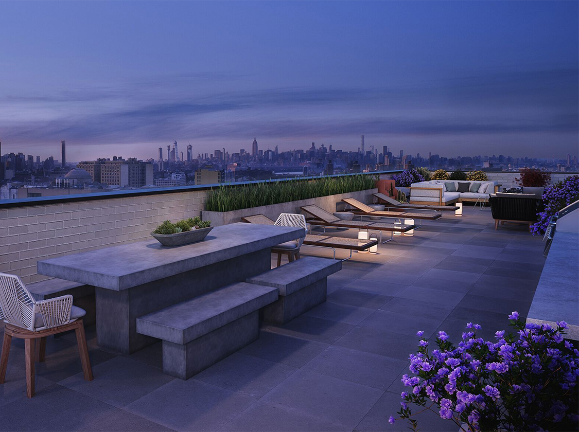 brooklyn condos with rooftops