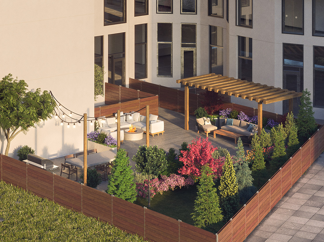 111 montgomery outdoor terrace